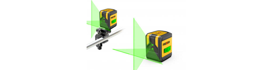 Niveau laser auto ajustable