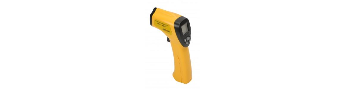 Thermomètres et détecteurs